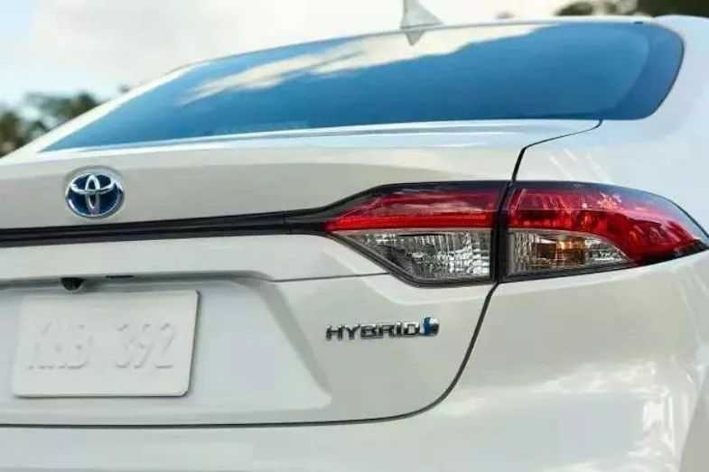 丰田Corolla混动轿车2020年来澳