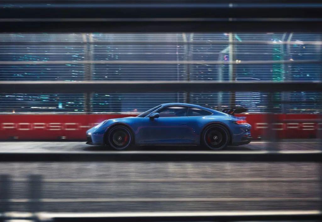 纽北跑进7分的保时捷911 GT3究竟是何方神圣?
