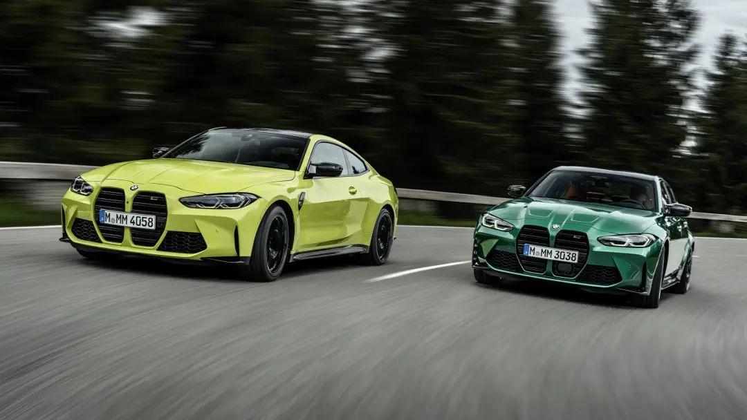 驾驶乐趣的巅峰,宝马M3、M4你会选择谁?
