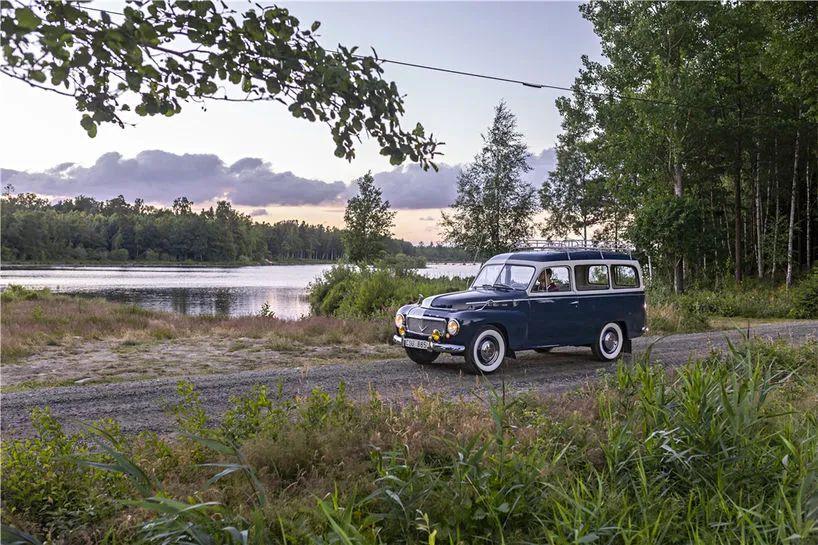 跨越半个世纪的对比试驾,揭秘沃尔沃旅行车精髓